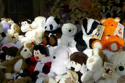 Image Peluches bouillotes - chalet 55